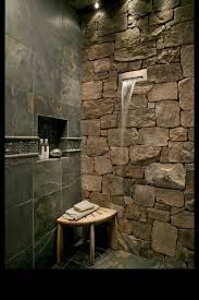 20 stone tile bathroom design ideas messagenote