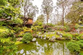 Botanical Gardens Golden Gate Park by The Japanese Tea Garden In Golden Gate Park In San Francisco