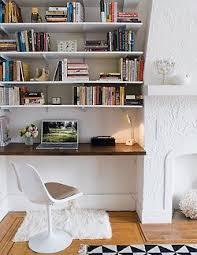 Desk And Bookshelves by The 25 Best Living Room Desk Ideas On Pinterest Study Corner