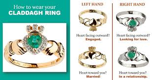 claddagh rings meaning claddagh rings our uniquely expression of skellig