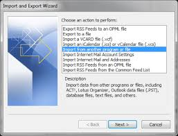 csv format outlook import how to import an excel csv contacts file into outlook 2010