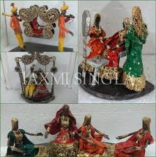 indian wedding decorations online paper mache motives at rs 2500 s kagaz ki lugdi ka hath