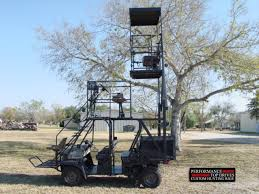 Scissor Lift Hunting Blind Overkill Texags