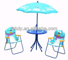 Kids Patio Chairs by Animal Cartoon Kids Patio Set For Casual Time Buy Metal Animal