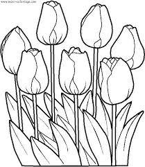 wonderful dessin de fleur a imprimer gratuit 9 coloriage une