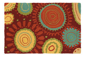 Outdoor Kilim Rug by Companyc Sundew Crimson Indoor Outdoor Area Rug U0026 Reviews Wayfair
