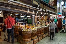 Traditional Japanese Kitchen - nishiki market kyoto u0027s kitchen for traditional japanese food