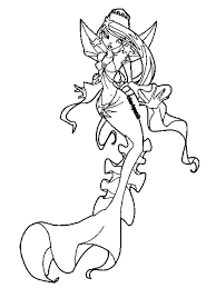 unique free mermaid coloring pages free downlo 8291 unknown