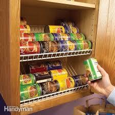 diy kitchen cabinet storage ideas 45 small kitchen organization