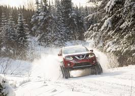 nissan rogue on sale nissan rogue warrior on track to put winter in its place