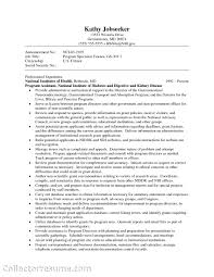 Resume Examples For Healthcare by Public Health Inspector Cover Letter