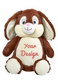 Engraved Teddy Bears Personalized Brown Bunny Teddy Personalized Teddy Bears Cubbies