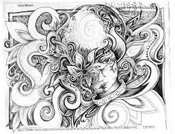 Home Design Doodle Book by December 2015 Azulita U0027s Art U0026 Design