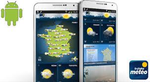 telecharger la meteo sur mon bureau gratuit appli meteo android la meilleure appli météo gratuite