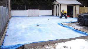 backyards beautiful backyard rinks backyard ice rinks toronto