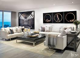 Modern Coastal Interior Design A Modern Palm Beach Condo With Black And White Décor Features