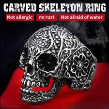 classic skeleton ring holder images Mens ring the skull emporium jpg