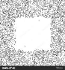 your own picture frame coloring page murderthestout