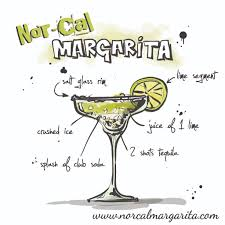cartoon margarita norcal margarita the best paleo cocktail