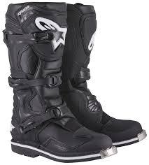 motocross boots for street riding alpinestars tech 1 boots revzilla