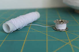 shirring elastic tutorial shirring with elastic thread made by