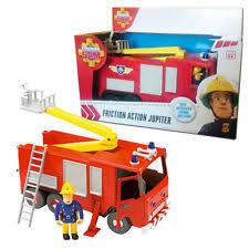 fireman sam jupiter ebay