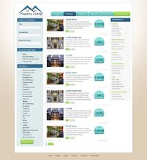 Real Estate Newsletter Template by Real Estate Website Template Free Real Estate Web Templates