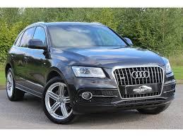 Audi Q5 Suv - used audi q5 suv 2 0 tdi s line plus s tronic quattro 5dr start