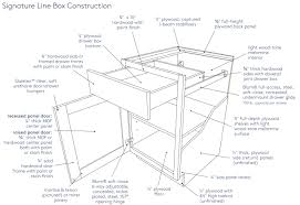 kitchen base cabinets size kitchen cabinet construction specifications cliqstudios