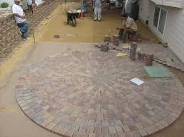 Herringbone Brick Patio Download Brick Paver Pattern Garden Design