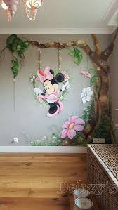 best 25 minnie mouse baby room ideas on pinterest minnie mouse minnie mouse muurschildering
