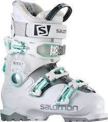 womens quest boots salomon quest access 60 ski boots s altrec com