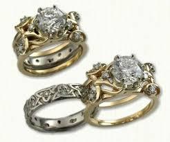 rings with initials initials cradle engagement rings designet international