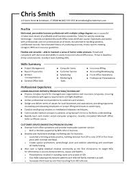 Hybrid Resume Example by Functional Format Resume Sample Resume Schoodie Com