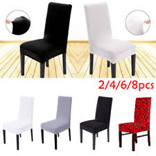 Chair Cover Dining Chair Covers Ebay