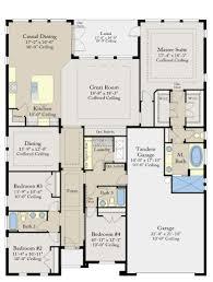 Ryland Homes Orlando Floor Plan Hastings Floor Plan In Hunter U0027s Run Calatlantic Homes