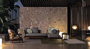canape minotti canap minotti stunning rivera collection est une collection