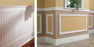Stunning Decorative Moulding On Walls Ideas Home Decorating - Moulding designs for walls
