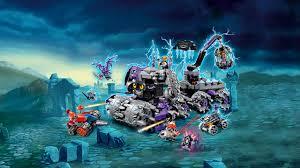 Lego Headquarters 70352 Jestro U0027s Headquarters Products Nexo Knights Lego Com