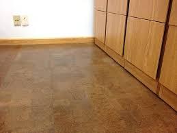 Ideas For Cork Flooring In Kitchen Design Floating Floor In Kitchen Crafty Design Ideas Glue Cork