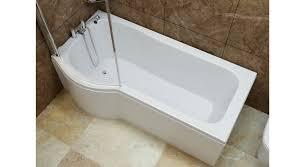 Vanity Bathroom Suite by Blanco P Shaped Vanity Bathroom Suite Shower Bath Toilet Cistern