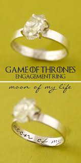 of thrones engagement ring of thrones band clip season 4 episode 1 contains