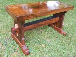 Trestle Coffee Table Coffee Table Stunning Trestle Coffee Table Design Ideas Tree Slab
