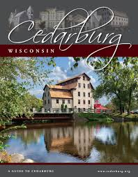 cedarburg wi community profile 2017 by town square publications
