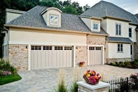 Garage Door Curb Appeal - garage door changes can improve curb appeal
