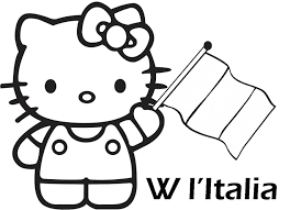 Hello Kitty Halloween Coloring Pages by Hello Kitty Coloring Pages