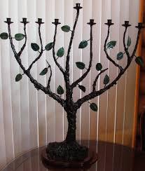 menorah tree of buy a custom made menorah large 9 branch tree of original