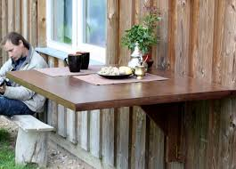 wall mounted kitchen table 19 cool ideas for wall folding table