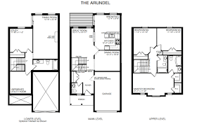Parkview Floor Plan Parkview Homes Showcase Three Distinct And Spacious Floorplans At