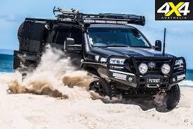 nissan sahara 2016 patriot campers u0027 2016 toyota lc200 super tourer review 4x4 australia